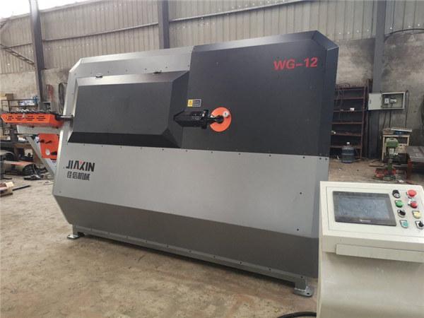 4mm-12mm hüdrauliline cnc terasest riba painutamine, rebar painutusmasin, automaatne terasest sepist painutamine masin