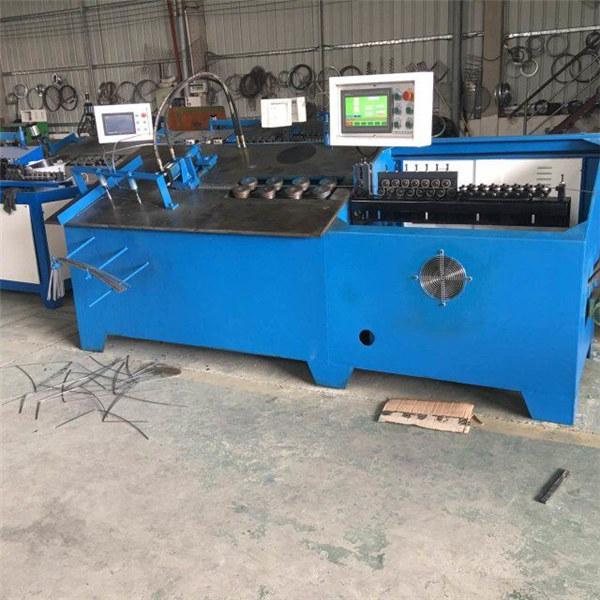 automaitc cnc 3D tööstuslik traadi painutamine masin