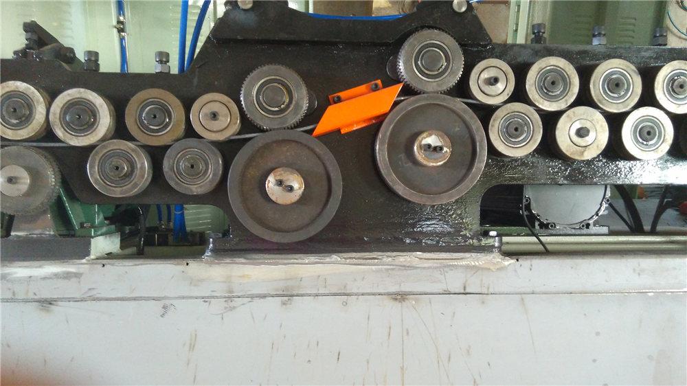 Automaatne rihma painutamine