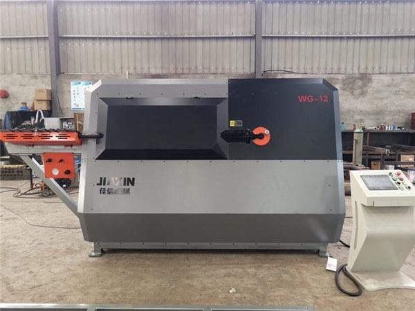 Hiina tootja 4-12mm automaatne CNC kontrollterasest traat, rebar painutusmasin