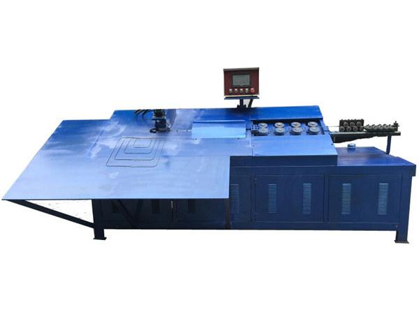 täielik automaatne cnc kontroll 2D traadi painutamine masin hind